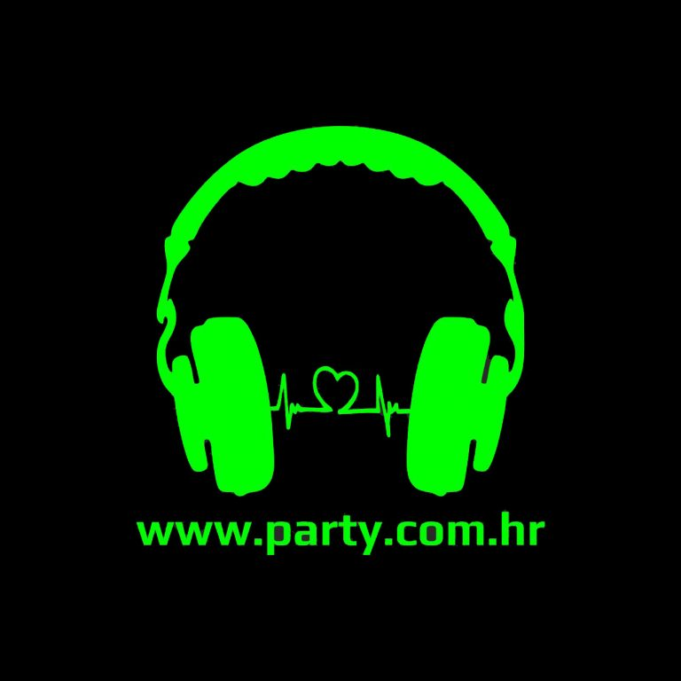Silent Party Croatia Logo